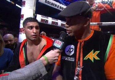 Khan: I want the Danny Garcia fight