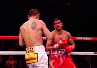 Khan vs Molina on Showtime on December 15th