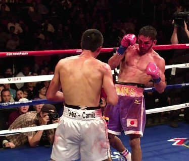 Jorge Linares attempts to jumpstart his career on October 6th