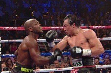 Bradley decisions Marquez; Salido defeats Cruz