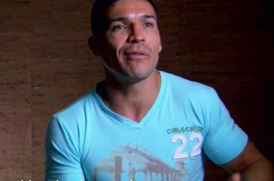 Sergio Martinez: My fight with Chavez Jr. will end early, hell be on his knees in front of me