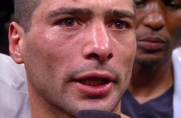 Matthysse uses rights and lefts to answer ?s about Havoc