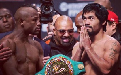 Mayweather/Pacquiao Mega Fight Updates: It's all Lies and Hype!