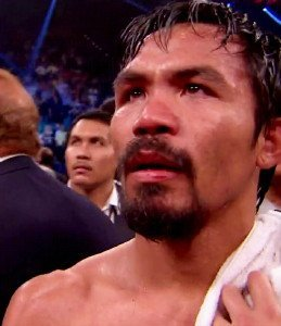 Pacquiao could make decision on next opponent today, says Arum