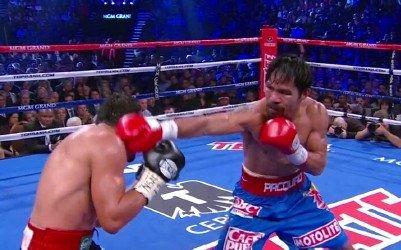 Manny Pacquiao vs. Juan Manuel Marquez on November 10th?