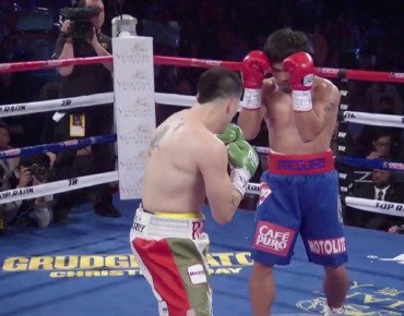 """Manny Pacquiao: """"I Am Willing To Fight Floyd. So It Is Up To Him"""""""