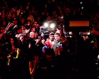 Pacquiao still very interested in Mayweather bout