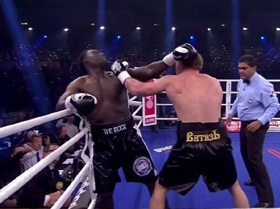Rahman blames his loss to Povetkin on being dehydratred