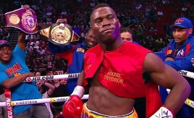 Adonis Stevenson ready to fight for vacant IBF strap if Froch gives it up