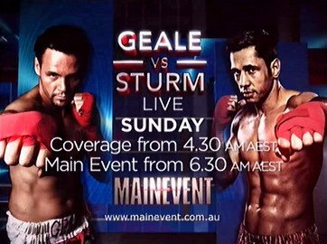 Geale to have it tough against Sturm in Germany