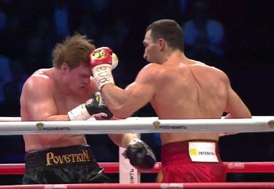 Promoter of Klitschko vs. Povetkin Not Happy About How Fans Reacted